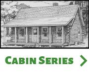 Maine Pine Log Homes By Hammond Lumber Cabin Series